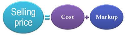 markup-cost
