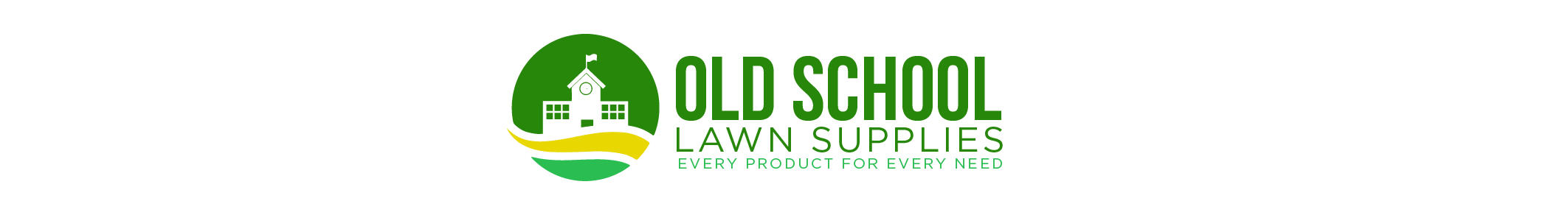 Old School Lawn Supplies Logo
