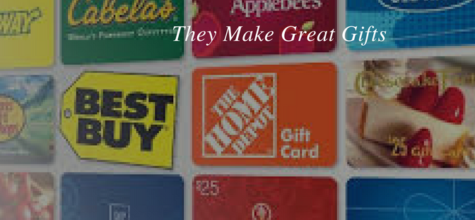 Are Gift Cards Safe?